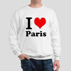 I Heart Paris Sweatshirt