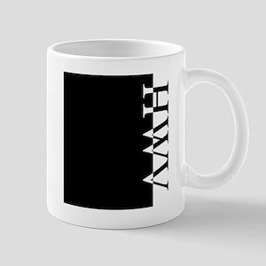 HWV Typography Mug