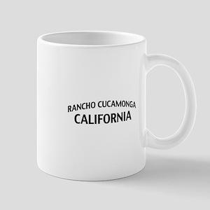 Rancho Cucamonga California Mug