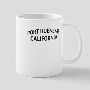 Port Hueneme California Mug