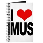 I Love Imus Journal