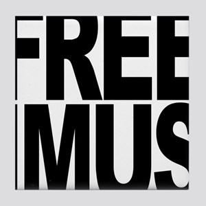 Free Imus Tile Coaster
