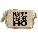 Nappy Headed Ho Original Desi Messenger Bag