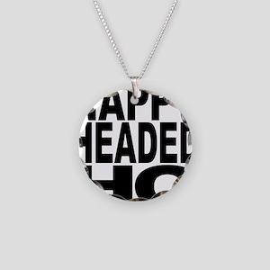 Nappy Headed Ho Original Desi Necklace Circle Char