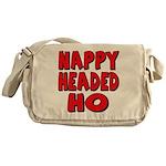 Nappy Headed Ho Red Design Messenger Bag