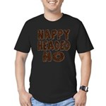 Nappy Headed Ho Hairy Design Men's Fitted T-Shirt