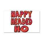 Nappy Headed Ho Hypnotic Desi Car Magnet 20 x 12