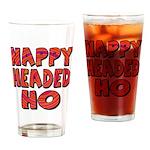 Nappy Headed Ho Hypnotic Desi Drinking Glass