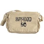 Nappy Headed Ho French Design Messenger Bag