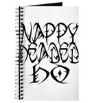 Nappy Headed Ho Tribal Design Journal