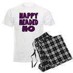 Nappy Headed Ho Purple Design Men's Light Pajamas