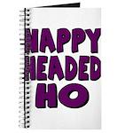 Nappy Headed Ho Purple Design Journal