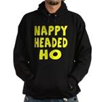 Nappy Headed Ho Yellow Design Hoodie (dark)