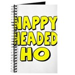 Nappy Headed Ho Yellow Design Journal