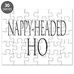 Nappy Headed Ho Classy Design Puzzle