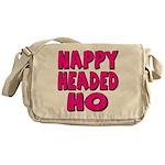 Nappy Headed Ho Pink Design Messenger Bag