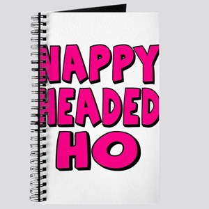Nappy Headed Ho Pink Design Journal
