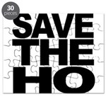 Save The Ho Puzzle
