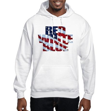Flag colors Hooded Sweatshirt