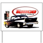 57 Chevy Dragster Yard Sign