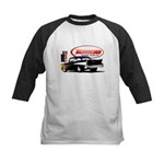 57 Chevy Dragster Kids Baseball Jersey