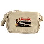 57 Chevy Dragster Messenger Bag