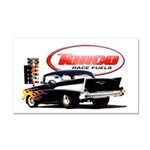 57 Chevy Dragster Car Magnet 20 x 12