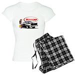 57 Chevy Dragster Women's Light Pajamas