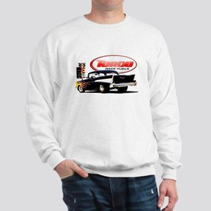 57 Chevy Dragster Sweatshirt