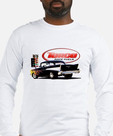 57 Chevy Dragster Long Sleeve T-Shirt