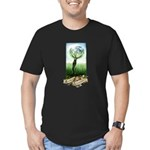 Mother Creator Men's Fitted T-Shirt (dark)