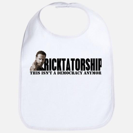 Ricktatorship Bib