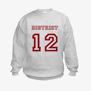 Peeta Mellak Kids Sweatshirt