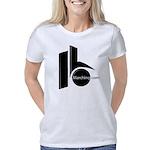 2-blacklogo Women's Classic T-Shirt