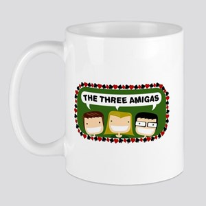 Three Amigas Mug
