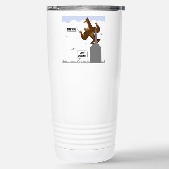 King Kong Stainless Steel Travel Mug