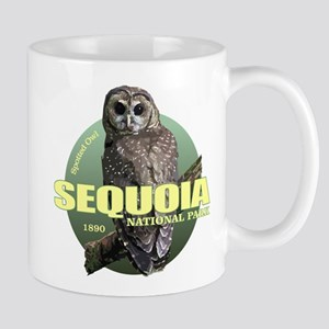 Sequoia (Owl) WT Mugs