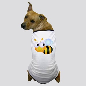 Cute Cartoon Bumble Bee Dog T-Shirt