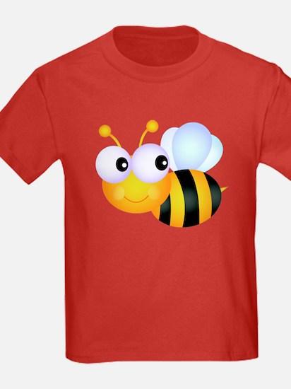 Cute Cartoon Bumble Bee T