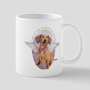 Dachshund Angel Mug