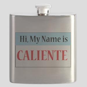 Hi My Name is Flask