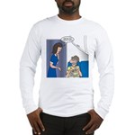 Airline Seatbelt Issues Long Sleeve T-Shirt