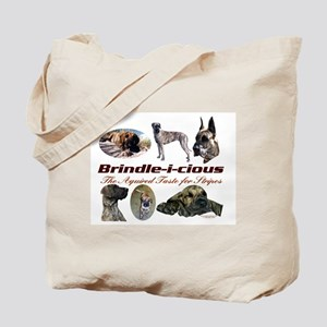 Brindle-i-cious 2 Tote Bag