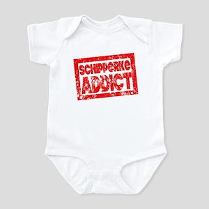 Schipperke ADDICT Infant Bodysuit