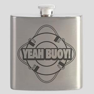Yeah Buoy Flask