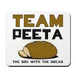 Team Peeta Mousepad
