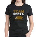 Team Peeta Women's Dark T-Shirt