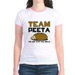 Team Peeta Jr. Ringer T-Shirt