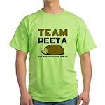 Team Peeta Green T-Shirt