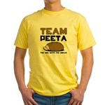 Team Peeta Yellow T-Shirt